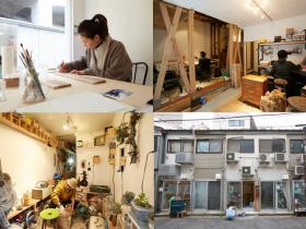 アーティスト計20組を募集 「黄金町アーティスト・イン・レジデンスプログラム2018」(横浜)