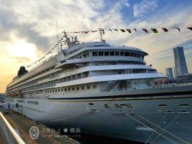 ワンナイトクルーズ 飛鳥Ⅱ 豪華客船の旅 女子旅