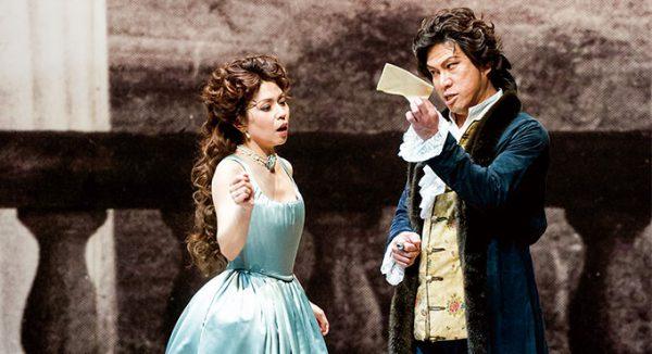 帝国ホテルと縁深い藤原歌劇団によるオペラを堪能した後に フランス料理のディナーをお楽しみいただく 第12回ジ・インペリアル オペラ