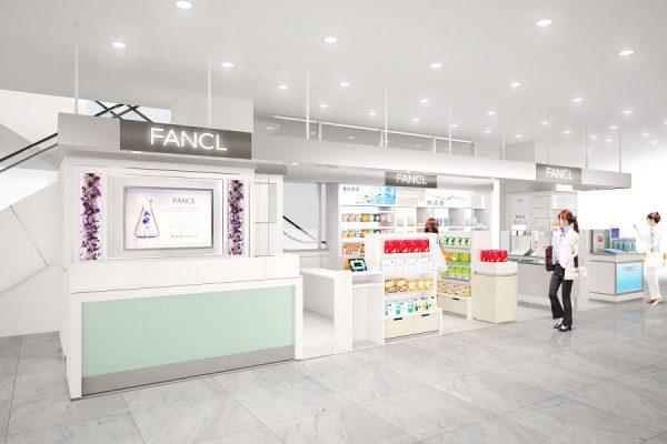 『ファンケル そごう横浜店』 2018年3月16日(金) リニューアルオープン 株式会社ファンケル 株式会社ファンケルは、2018年3月16日(金)に『ファンケル そごう横浜店』を売り場を移転してリニューアルオープンいたします。