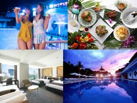 ホテルニューオータニ(東京)では2018年7月20日(金)~9月16日(日)の期間、ナイトプールとホテルを最大限お楽しみいただける、ナイトプール入場券付のお得な宿泊プラン『Night Pool Summer Stay』を販売いたします。