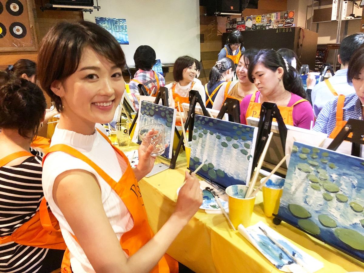 アートイベント運営の株式会社タリスが、横浜美術館で開催される「モネ それからの100年」とのコラボ企画として、レストランで飲食しながらモネの「睡蓮」を描くイベント「ペイントパーティー」を展覧会の鑑賞券付きで開催するというニュースが入りました♪