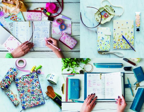 アフタヌーンティーリビング 女性スタッフが作った手帳 選べるサイト