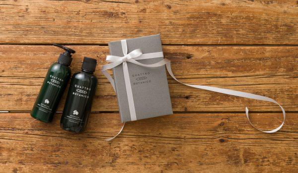 男性へのプレゼント選びに迷ったら?一緒に使えるシェアコスメ♡ 「枯れない男の肌メンテ」で有名なクワトロボタニコが、10月に男女兼用で使えるボディミルクを発売。クリスマスギフトも展開中で話題です。