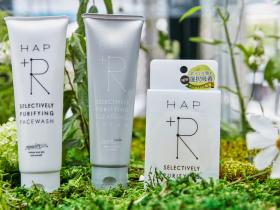 大人女子の素肌がもつ美しさを引き出すために生まれた 新スキンケアブランド「HAP+R(ハップアール)」
