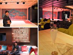 ここは竜宮城?【必訪】劇場型レストランで伝統芸能&美餐を堪能 日本橋に佇む由緒正しき福徳神社に隣接する福徳の森に誕生し、1周年を迎える劇場型レストラン【水戯庵(すいぎあん)】。その魅力と愉しみ方を、バイリンガル広報さんに聞いてきました!