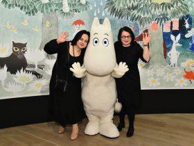 「ムーミン」シリーズの多彩なアートと奥深い物語の魅力を約500点の展示品で体感することができる「ムーミン展 THE ART AND THE STORY」が本日、開幕しました。