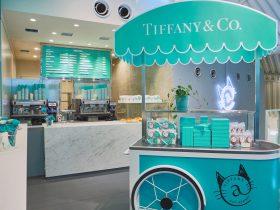 ティファニー、日本初のコンセプトストアが4月19日に原宿にオープン。「ティファニー@キャットストリート」の全貌を公開