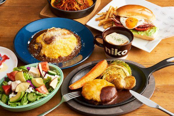 niko and ...初の洋食レストラン「niko and ... KITCHEN(ニコアンドキッチン)」を4月5日(金)に横浜ベイクォーターにオープン 人気のニコパンもレストランで登場!
