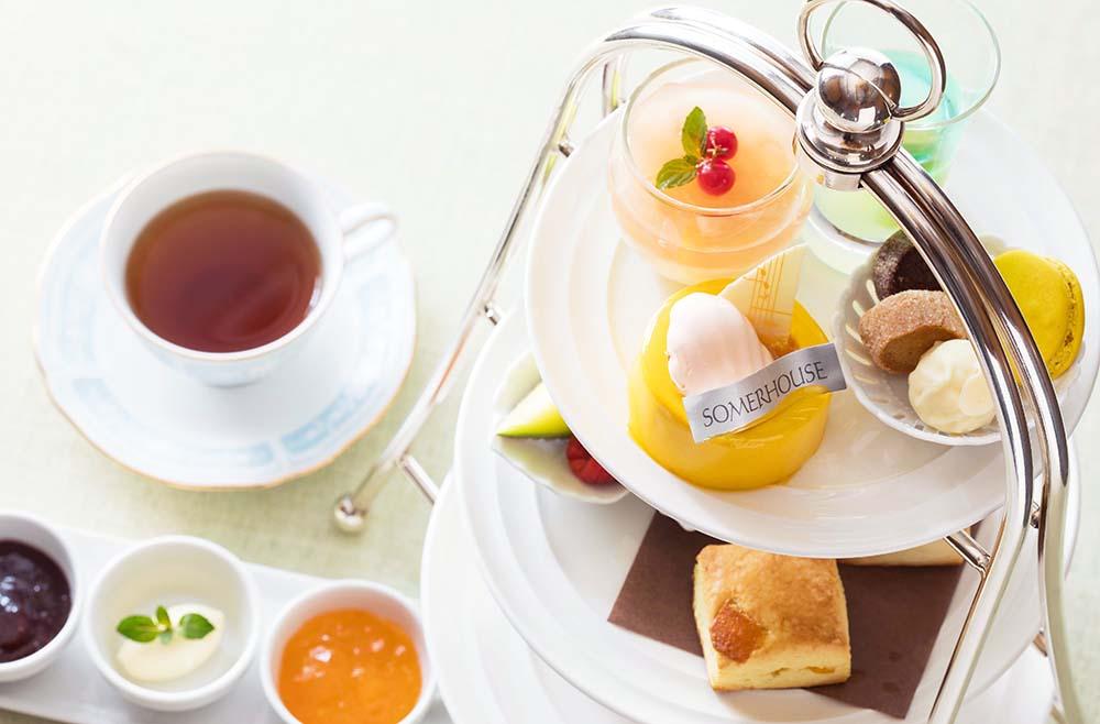 涼やかに楽しむ午後のひととき「夏 アフタヌーンティー」登場/横浜ベイホテル東急