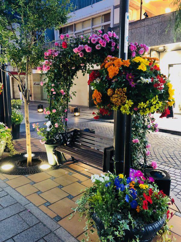花と器のハーモニー in Motomachi 2019年6月1日(土)〜9日(日) 〜元町がお花で溢れる9日間!〜