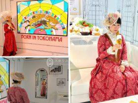 """、6月24 日(月)から 9月1 日(日)まで横浜赤レンガ倉庫にて、昨年 3万人を動員し新しい""""カンパイ"""" シーンを提供した体験型エキシビションの第2弾、『#カンパイ展2019 -Wish You Good Luck-』が開催されます。 今年は、昨年にはなかった女子限定イベント「横浜 de レトロ華金女子会」の開催が 2019 年 7 月 26 日(金)に 決定"""