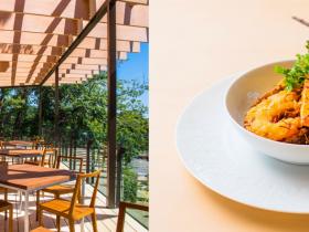 隈研吾・三國清三がおくる地中海料理レストラン「ミクニ伊豆高原」2019年10月5日(土)オープン決定! 伊豆の大自然の恵みを生かした地中海料理を提供し、ここでしか味わえない感動体験をお届けします