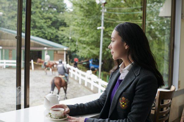 スタリス秦野 エレナアレジ後藤さん 秦野 大人女子向けフリーペーパー 乗馬体験 クレイン乗馬クラブ神奈川