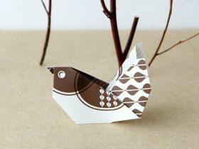 株式会社テイ・デイ・エスのオリジナル文具雑貨ブランド「リプラグ」(会社名:株式会社テイ・デイ・エス、所在地:東京都新宿区)は、折り上げて出会う動物たちのポストカード「ori-hagaki geometric」(オリハガキ ジオメトリック)を発売中です。