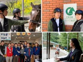 株式会社乗馬クラブクレインは、新型コロナウイルス感染拡大防止に伴い、当社グループが運営する全ての事業所の臨時休業を実施することを決定いたしました。  新型コロナウイルス感染が拡大している中、4月7日(火)に政府より指定された7都府県に緊急事態宣言が発出され、時々刻々と事態の急変に直面し、これまでは一部営業時間を短縮し、自粛営業を実施いたしておりましたが、何よりも大切なお客様の安全、感染拡大防止への社会的責任、全従業員の安全の確保を最優先に考え、この度の決断となりました。 記 1.対象事業所 乗馬クラブクレイングループ 全事業所 ※緊急事態宣言7都道府県以外のエリアも含む