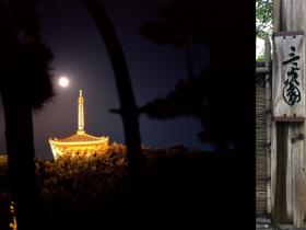 国指定名勝庭園 横浜「三溪園」観月会~横浜で見る、日本の月。~ 横浜市2020年9月8日 11時50分 ツイート はてな 素材DL ・・・ その他 メール Slack Talknote close 横浜「三溪園」で、旧燈明寺三重塔(きゅうとうみょうじ さんじゅうのとう)をはじめ、ライトアップされた重要文化財等歴史的建造物がたたずむ日本庭園に添えられる、風情あふれる音の演出…。横浜で、和の情緒たっぷりのお月見をどうぞお楽しみください。
