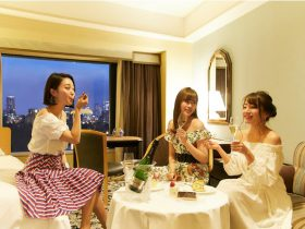 """ホテルニューオータニ大阪 女子旅おすすめプラン 『STAY & GOURMET~Discovery~¥10,000分 ホテルクレジット付』 https://www.newotani.co.jp/osaka/stay/plan/discovery/dining-stay/ ホテルニューオータニ大阪では、2021年1月31日(日)までの期間、「Go To トラベル キャンペーン」対象で、女子旅にもおすすめの宿泊プラン『STAY & GOURMET~Discovery~¥10,000分 ホテルクレジット付』を販売しております。 ■女性のわがままを叶える""""女子旅ステイ""""を、「Go To トラベル」でもっとお得に! せっかく旅行にきたなら、とことん贅沢したい!…そんな女性のわがままを叶えるのが、ホテルニューオータニ大阪がお届けする""""女子旅ステイ""""。お一人さま プラン料金¥20,000(サービス料・消費税込み)のところ、「Go To トラベル キャンペーン」を利用すると、¥7,000の割引(プラン料金の35%補助)が適用され、実質¥13,000のお支払いに。さらに、キャンペーン特典の「地域共通クーポン」(プラン料金の15%)とホテル独自の特典である、館内のレストランやバーなどで使える「ホテルクレジット」¥10,000分が付いて、とってもお得に。館内には、全10店舗のレストランやペストリーショップ、エステサロンなどさまざまな施設を完備しているため、お好みのステイライフをお得にお楽しみいただけます。"""