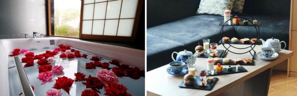 """とっておきの""""癒し""""空間で女子旅を満喫「レディースステイ~リラックス~」を販売 お部屋にて季節のアフタヌーンティーやヨガ、限定バスアメニティを提供 株式会社目黒雅叙園2021年5月12日 11時00分 ツイート はてな 素材DL ・・・ その他 メール Slack Talknote close  日本美のミュージアムホテル、ホテル雅叙園東京(所在地:東京都目黒区 / 総支配人:𠮷澤真一朗) では、2021年5月12日より、""""癒し""""をテーマにした女子旅「レディースステイ~リラックス~」の販売を開始します。"""