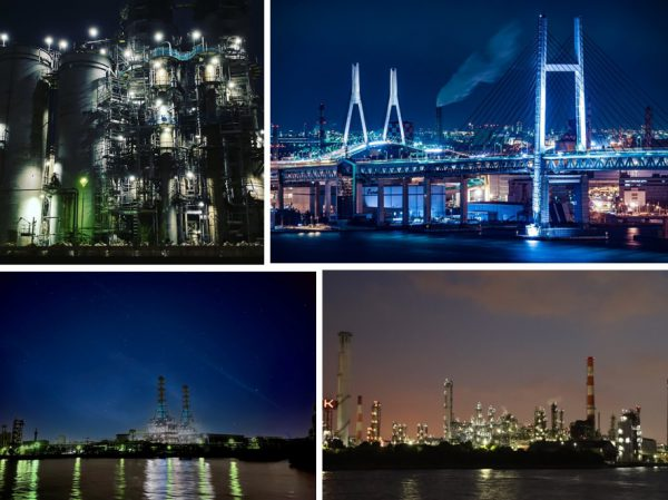 工場萌え大人女子が急増中! 幻想的に煌めく工場夜景をクルーズ船で巡る「工場夜景PLUS」byレクトラベル