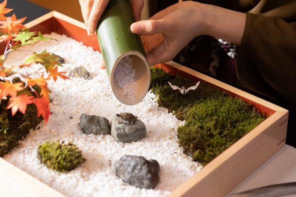 【星のや東京】都心で江戸時代の暮らしを体験!食事や庭作り、人力車まで堪能する「東京・秋麗(しゅうれい)滞在」開催